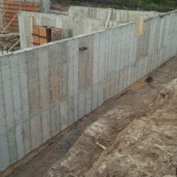 Basecrete com - Concrete Forming, Slab, and Underground Drains